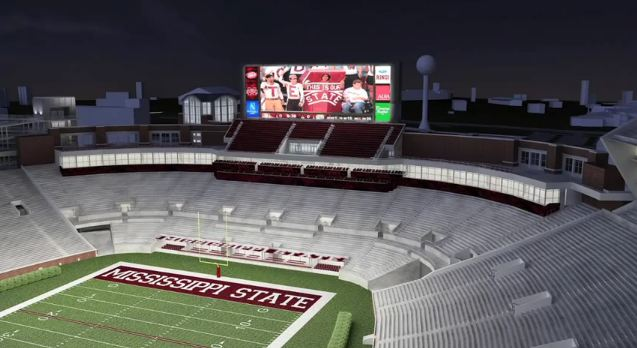 MSU Stadium Expansion